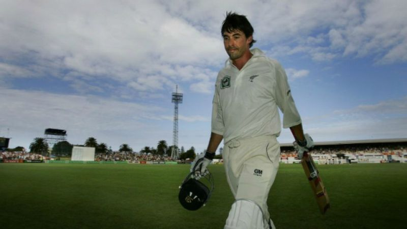 The legendary New Zealand skipper led his home side in five Test matches in India