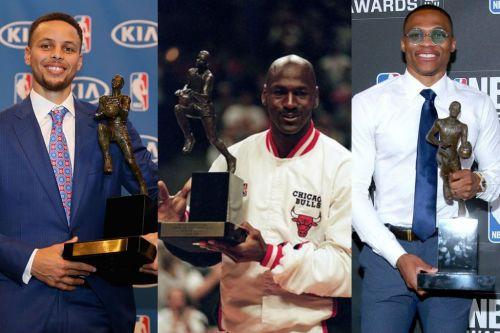 哪個位置的球員獲得MVP次數更多?控衛11次,分衛8次,中鋒最讓人意外!