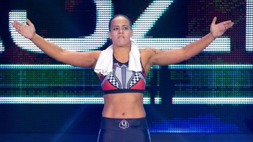 Shayna Baszler is set to face Ember Moon at NXT Takeover: New Orleans