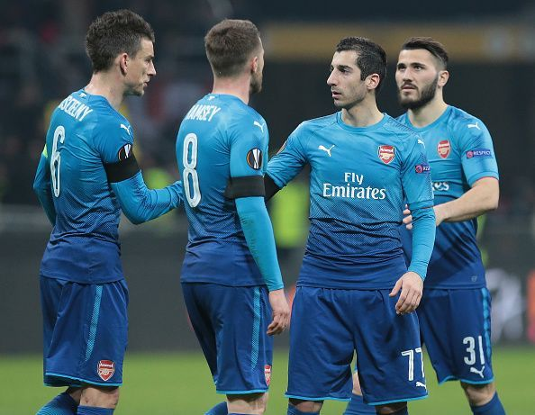 Arsenal keep their European dream alive with a comfortable win