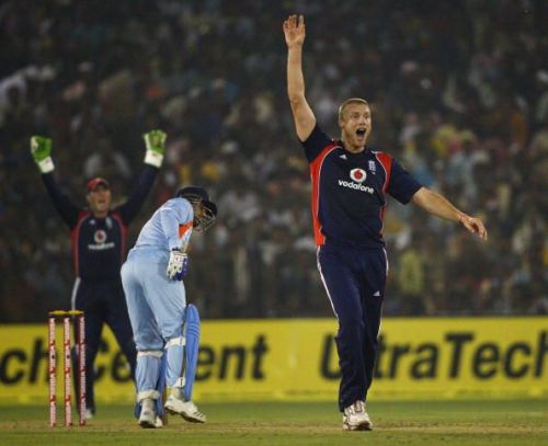 India v England - 5th ODI