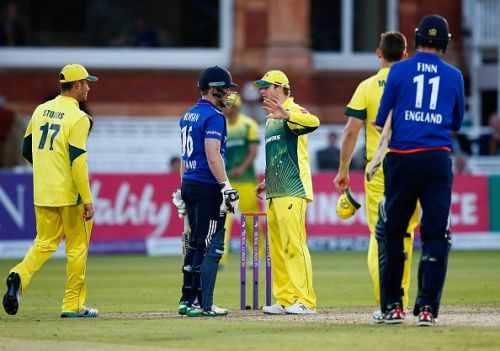 England v Australia - 2nd Royal London One-Day Series 2015