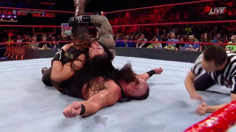 Can the Bar do what Roman Reigns did?