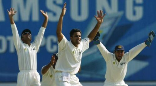 First Test: Pakistan v India Day Four