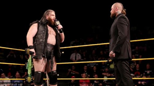 NXT is the hottest brand in all of wrestling!