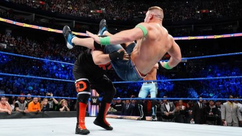 Suggesting some other clashes that Cena could have at WrestleMania