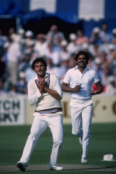 A utility bowler and a useful lower order batsman, Binny played a major role in the rise of Indian Cricket