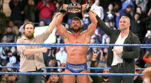 Bobby Roode is the current United States Champion