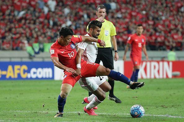 South Korea v Iran - World Cup Qualifier