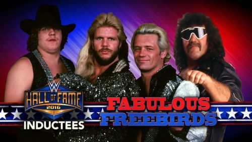 The Freebirds were one of the biggest draws in wrestling history