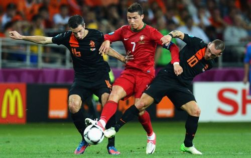 Portugal vs Netherlands: UEFA Euro 2012
