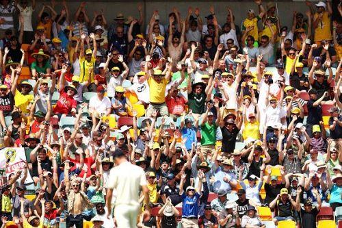 Australia v England - First Test: Day 3