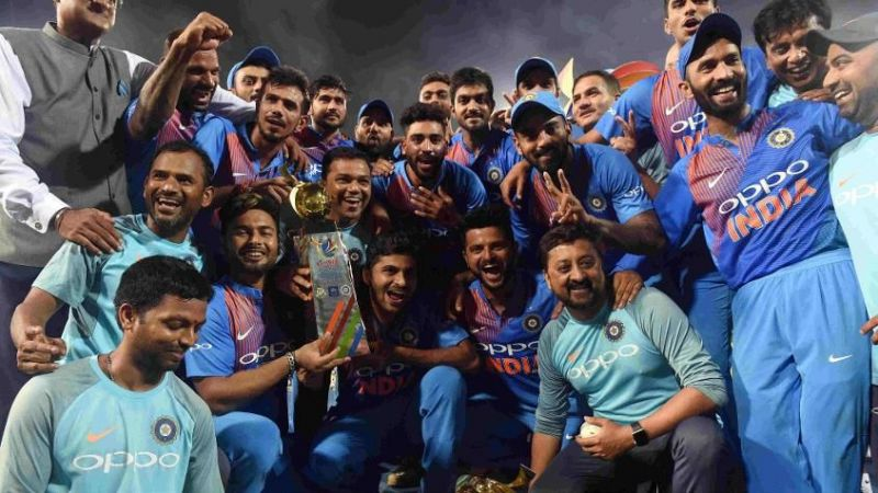 Nidahas Trophy 2018: India beat Bangladesh to clinch the prize