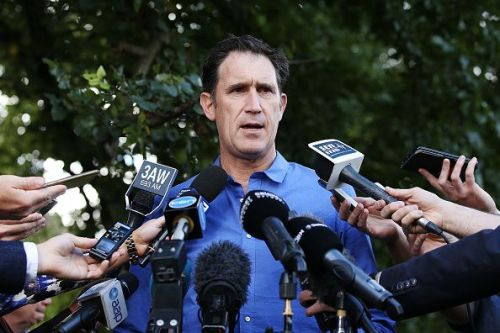 James Sutherland Press Conference