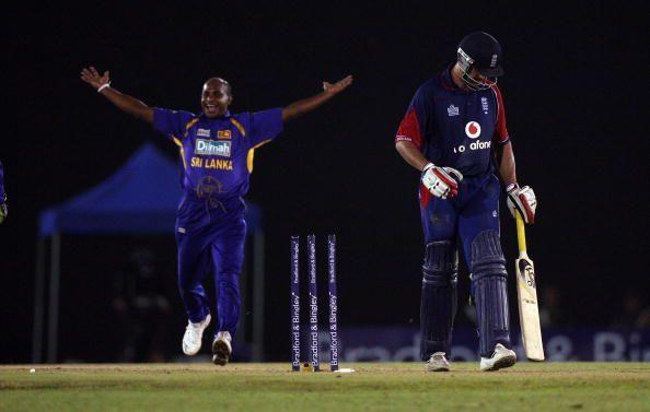 Sri Lanka v England - 3rd ODI