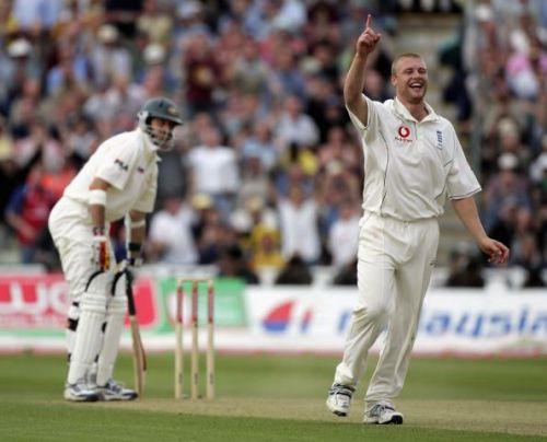 Second Test: England v Australia