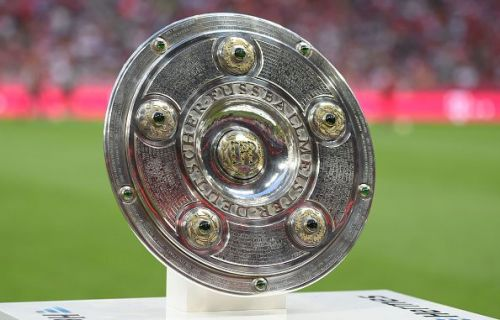 Bayern Munich are set to lift the Meisterschale a sixth consecutive time