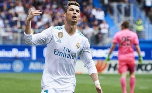 Ronaldo's indomitable run in 2018 continues