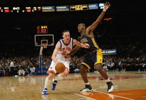 Pacers v Knicks