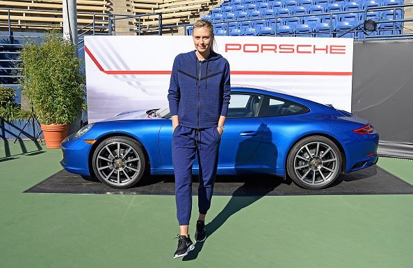 Maria Sharapova And Friends, Presented By Porsche