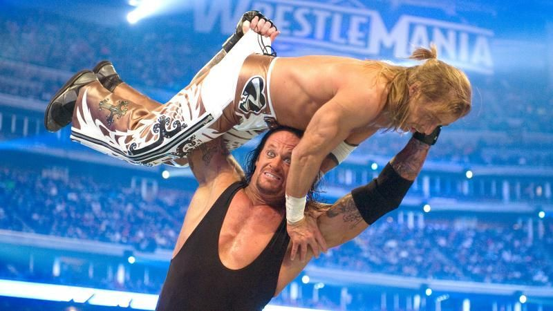 WrestleMania 25 Undertaker vs. Shawn Michaels