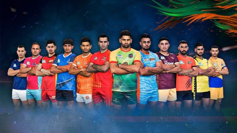 Pro Kabaddi League | Pro Kabaddi Betting India