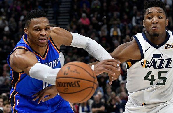 2018 NBA Playoffs Preview  Oklahoma City Thunder vs Utah Jazz e301aa9b4