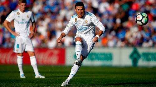 CR7's La Liga season has been a game of two halves; poor in the 1st, amazing in the 2nd