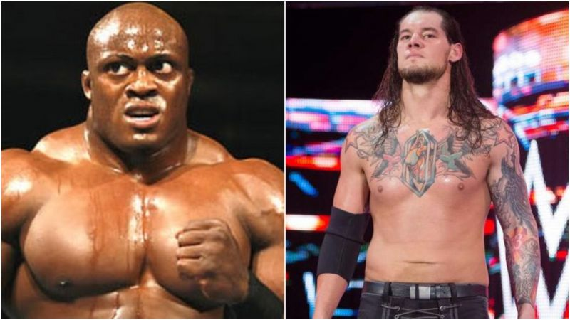 Bobby Lashley and Jeff Hardy can contribute towards various story-lines