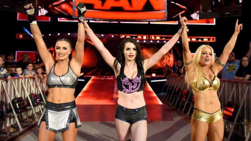 Absolution take over Total Divas