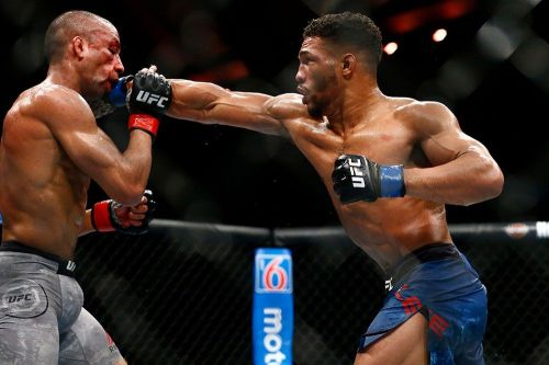 Kevin Lee's win over Edson Barboza was somewhat one-sided at points