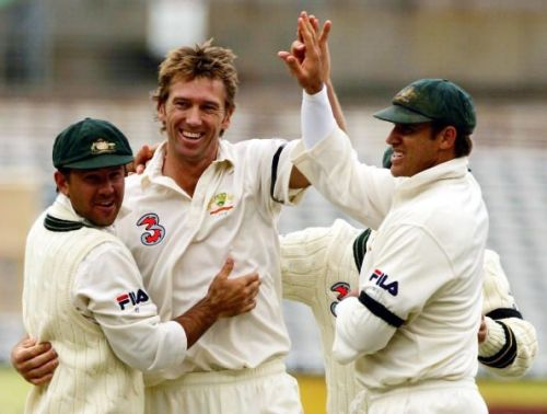Second Test - Australia v Pakistan: Day 3