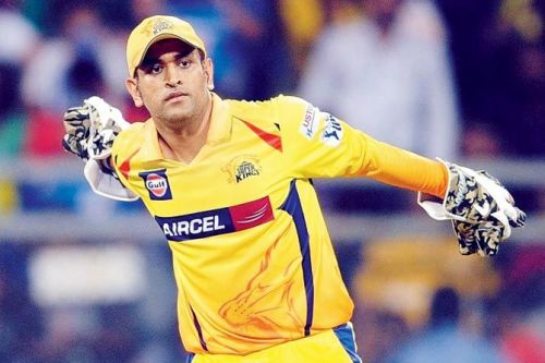 MS Dhoni IPL India CSK cricket