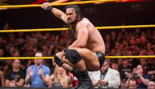 Drew McIntyre isn't someone to mess around with