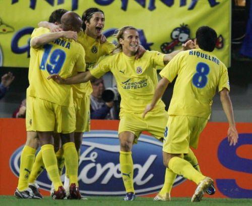 UEFA Champions League: Villarreral v Rangers