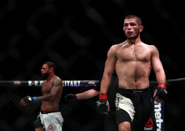 UFC 205: Nurmagomedov v Johnson
