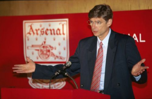 Arsene Wenger arrived at Arsenal in 1996 as virtually an unknown personality