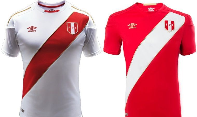8b3af4d78 Page 3 - World Cup 2018 Kits  Home   Away Jerseys of All 32 teams