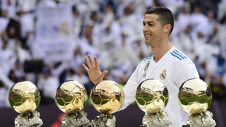 5 reasons why the 2019 Ballon d Or is already in the bag for Cristiano  Ronaldo c883ca38b76a8