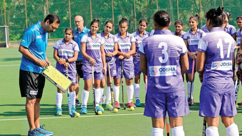 Hockey at CWG 2018 : Can coach Harendra prove his mettle?