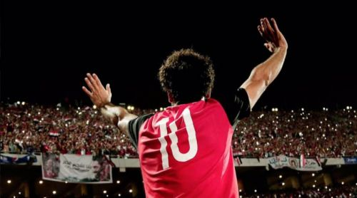 Salah is a national hero back in Egypt