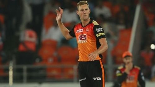 Billy Stanlake has been ruled out of IPL 2018 due to a finger injury