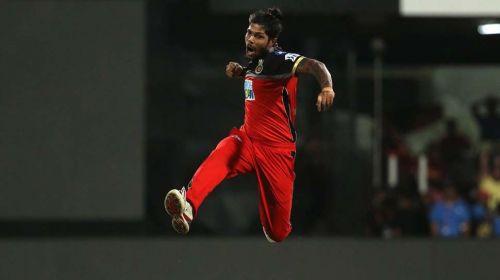 Will Umesh Yadav continue his good form on Sunday?