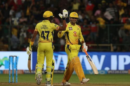 The Super Kings will be forced to make changes to their playing XI as their new-ball bowler Deepak Chahar has been ruled out of the tournament for two weeks.