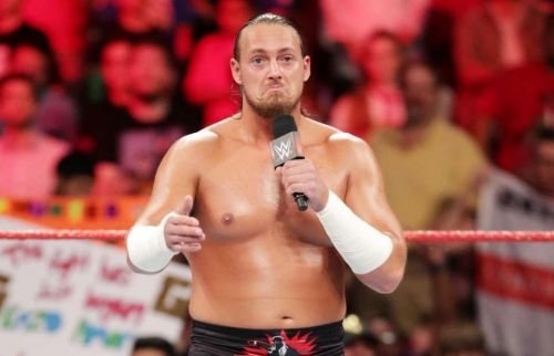 Big Cass made his WWE return as a Smackdown Live superstar