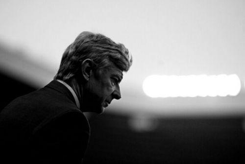 The inimitable Arsene Wenger