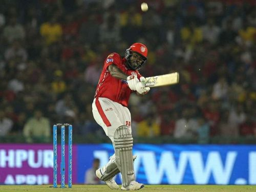 It would be fair to call Chris Gayle as an IPL romantic