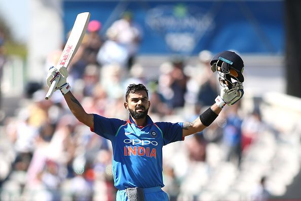 Virat Kohli is the captain of India Cricket Team and also captains RCB in the IPL.