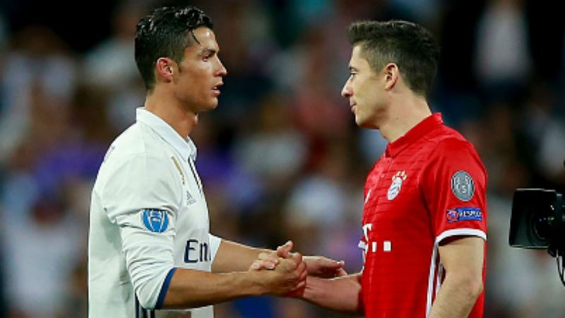 Serial goalscorers, Ronaldo and Lewandowski go head to head – Champions League stats in numbers