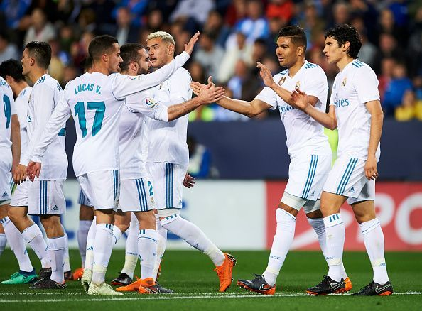 Player Ratings Real Madrid 2: Malaga 1-2 Real Madrid: Player Ratings